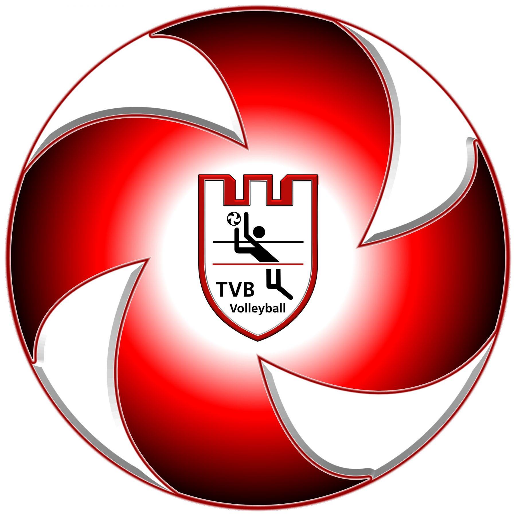 Logo Ball des TV Biedenkopf Volleyball (Urheber: Genesis | Rainer Willner)